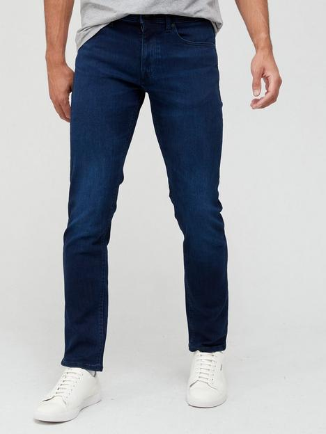 boss-delawarenbspslim-fit-jeans-dark-bluenbsp