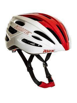 awe-awesprint-roadracing-helmet-whitered-58-61-cm-large