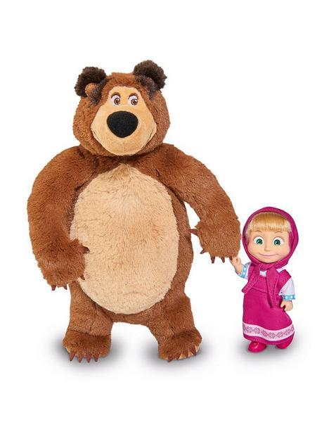 masha-the-bear-masha-set-plushbear-doll-small