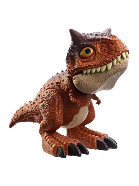 jurassic-world-wild-chompin-carnotaurus-ldquotorordquo-dinosaur-toy