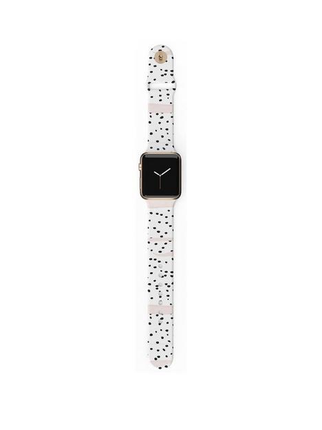 coconut-lane-apple-watch-strap-dalmation-3840mm