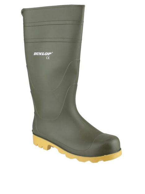 dunlop-universal-wellington-boot-green