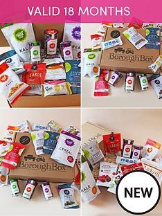 activity-superstore-vegan-snack-taster