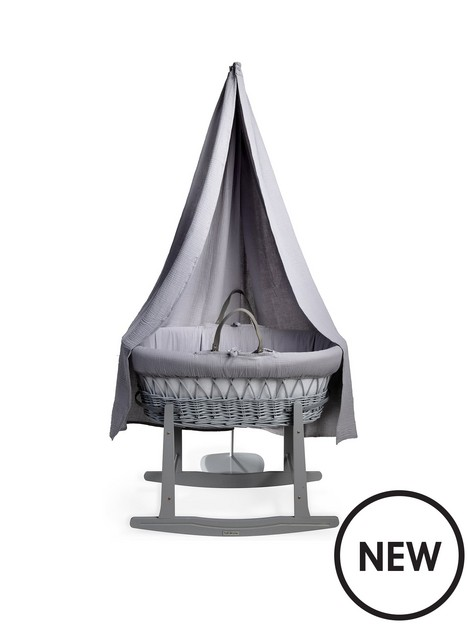clair-de-lune-muslin-grey-wicker-6-piece-moses-drape-starter-set