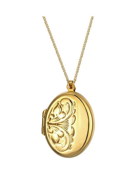 love-gold-9ct-rolled-gold-oval-locket-pendant-necklace