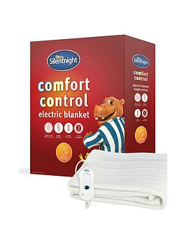 Silentnight Silentnight Comfort Control Electric Blanket Picture