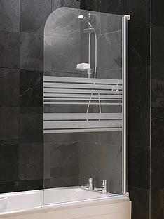 aqualux-striped-bath-shower-screen