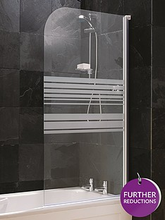 aqualux-striped-shower-screen