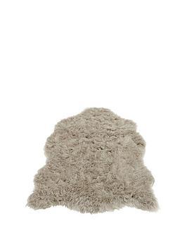 Very  Faux Fur Rug - Single