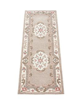 Very Chinese Wool Runner Picture