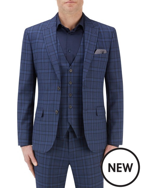 skopes-skopes-angus-slim-fit-bold-check-lyfcycle-jacket