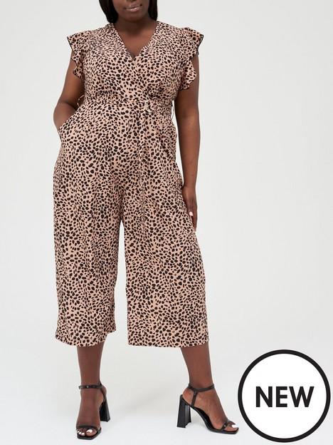 ax-paris-curve-animal-culottenbspjumpsuit-print