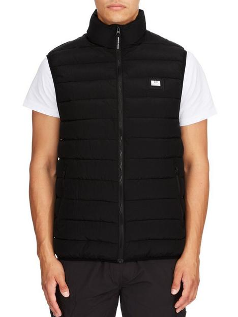 weekend-offender-gacha-quilted-gilet-with-mask-black