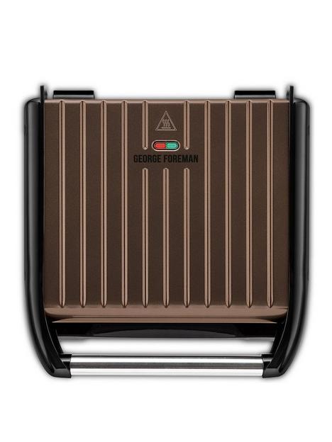 george-foreman-dark-bronzenbsplarge-steel-grillnbsp-nbsp25053nbsp