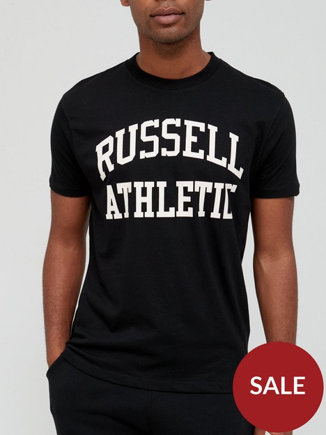russell-athletic-iconic-short-sleeve-t-shirt-black