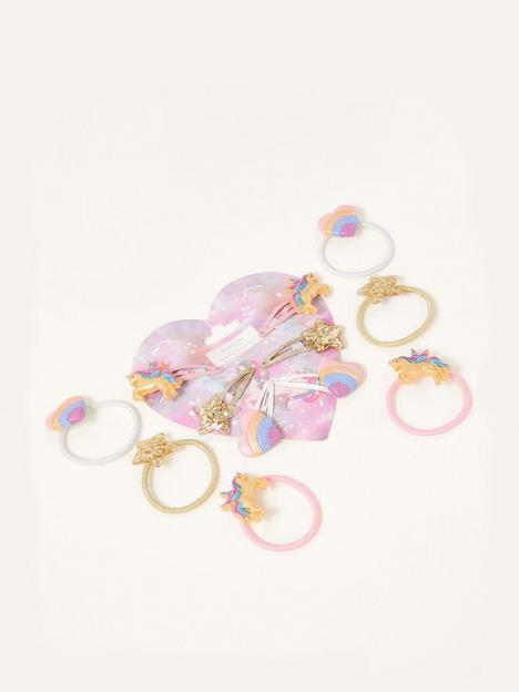 monsoon-girls-dreamy-swirl-unicorn-hair-set-multi