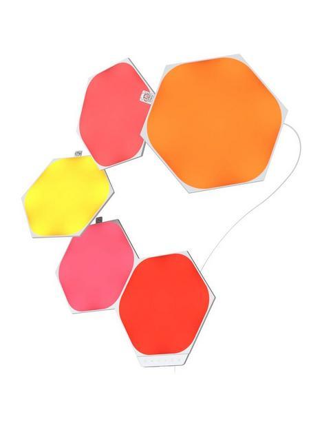 nanoleaf-shapes-hexagons-starter-kit-mini-5pk
