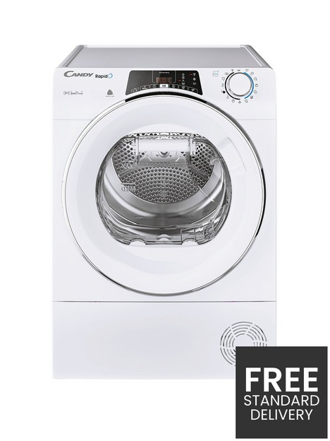 candy-rapido-roe-h9a2tce-9kg-loadnbspheat-pump-tumble-dryer-white