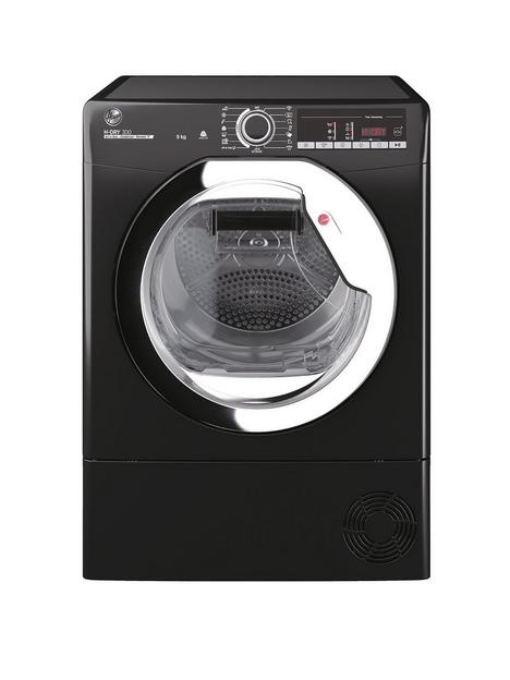 hoover-h-dry-300-hle-c9tceb-80-9kg-condenser-tumble-dryernbspwith-wi-fi-connectivity-black