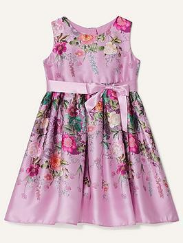 monsoon-baby-girls-floral-print-satin-dress-pink