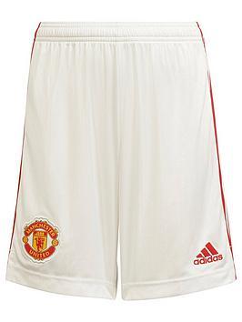 adidas-adidas-manchester-united-junior-2122-home-short