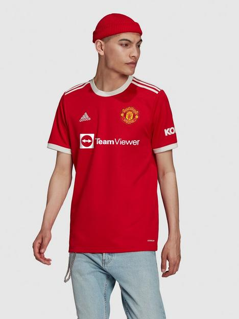 adidas-manchester-united-mens-2122-home-shirtnbsp--red