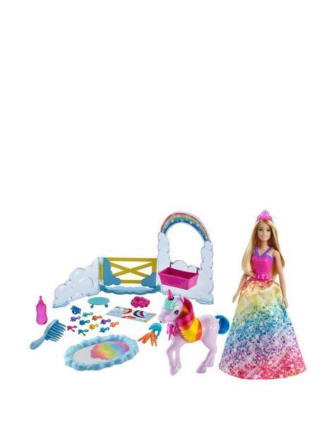 barbie-dreamtopia-unicorn-pet-playset-with-princess-doll