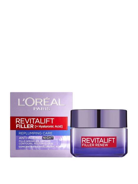 loreal-paris-loreal-paris-revitalift-filler-hyaluronic-acid-anti-ageing-replumping-night-cream-50ml