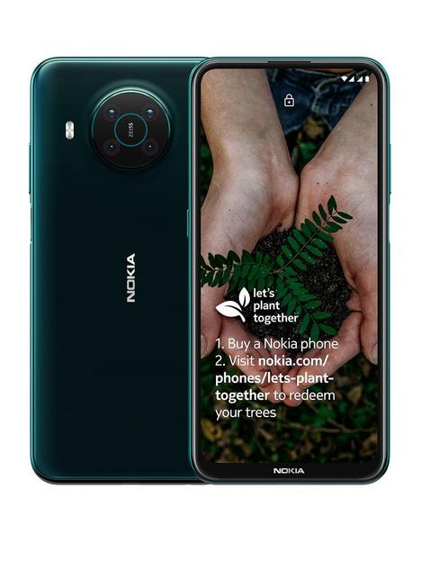 nokia-x10-dsim-64gb-green