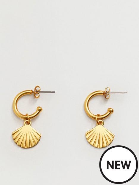 mango-fornells-hoop-earrings