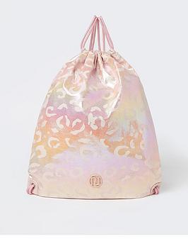 river-island-girls-leopard-gym-bag-pink