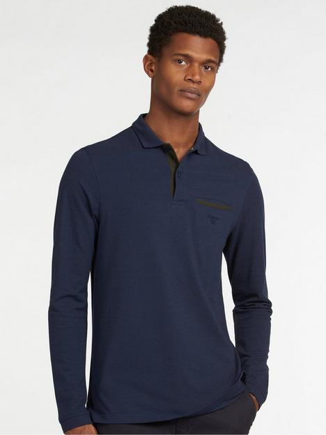 barbour-essential-ls-pocket-polo-shirt