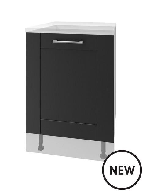 manor-interiors-newark-graphite-base-unit-500mm-left-hand-hinged