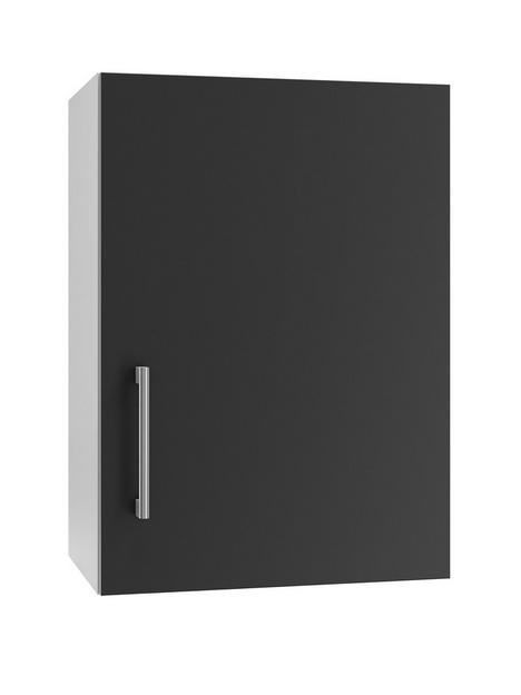 manor-interiors-linea-graphite-wall-unit-500mm-right-hand-hinged