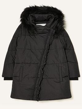 monsoon-girls-sew-aysmetric-ruffle-coat-with-hood-black