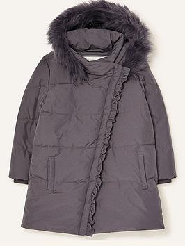 monsoon-girls-sew-aysmetric-ruffle-coat-with-hood-grey