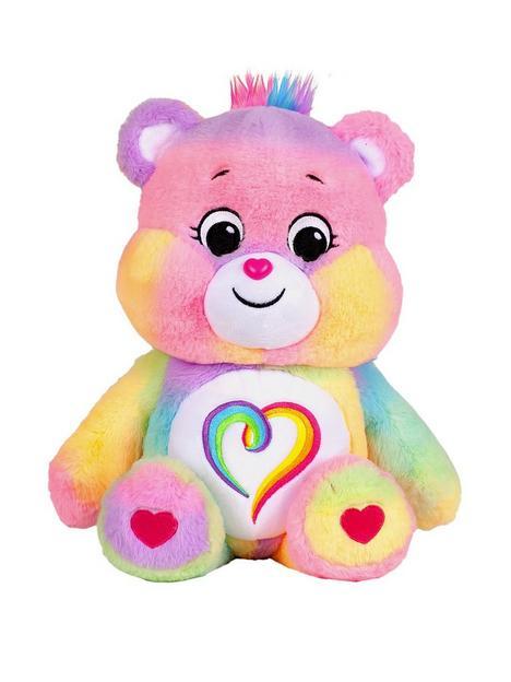 care-bears-care-bears-14-medium-plush-togetherness-bear
