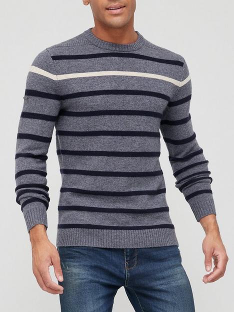 superdry-studios-stripe-crew-knit-jumper-navy-stripe