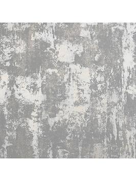 arthouse-arthouse-stone-textures-charcoal-wallpaper
