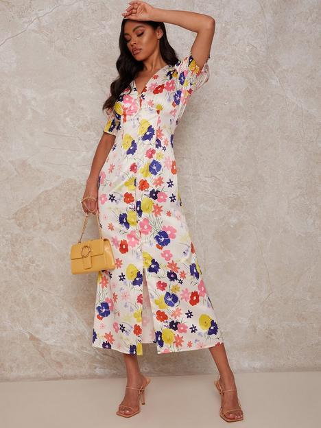 chi-chi-london-bright-multi-colour-floral-midi-dress-multi