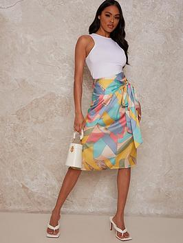 chi-chi-london-chi-chi-abstract-multi-colour-wrap-skirt