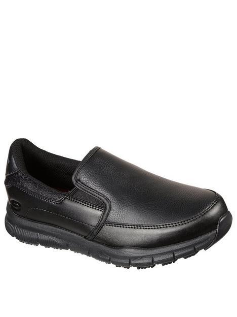 skechers-workwear-nampa-slip-on-plimsoll