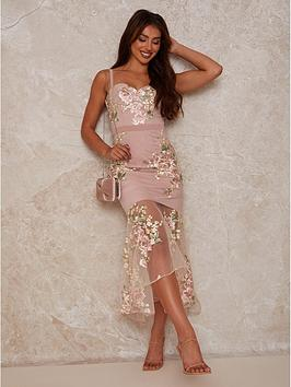 chi-chi-london-peplum-floral-embroidered-lace-bodycon-dress--nbsppink