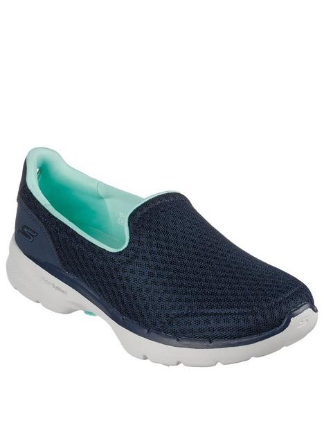 skechers-go-walk-6-slip-on-plimsolls