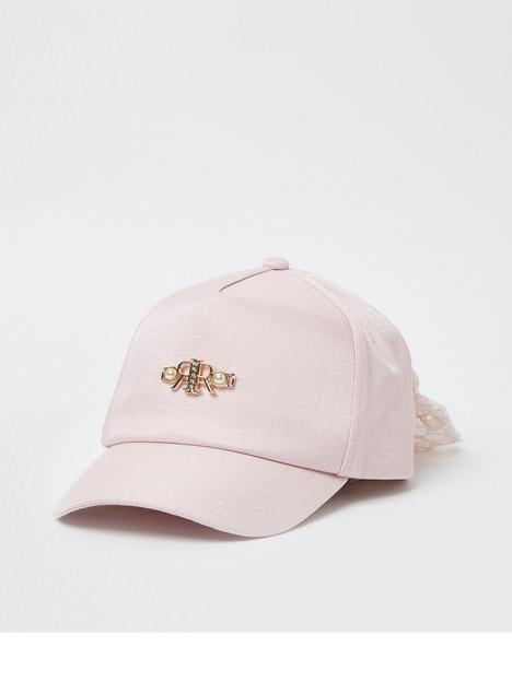 river-island-mini-mini-girls-bow-cap-pink