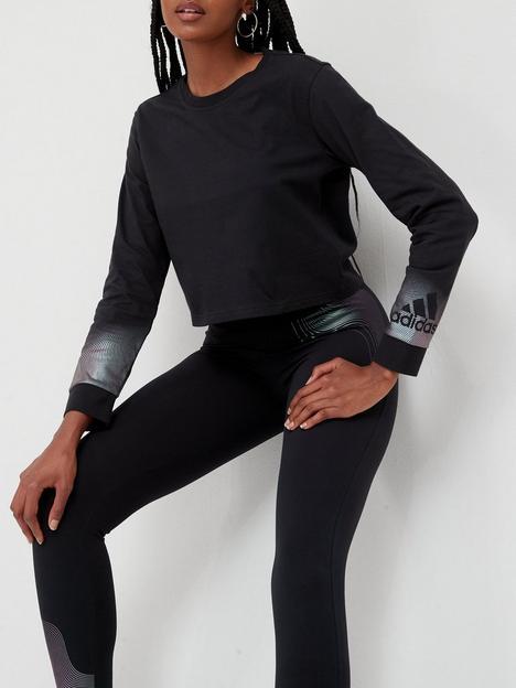 adidas-holiday-graphics-crop-long-sleeve-t-shirt-black