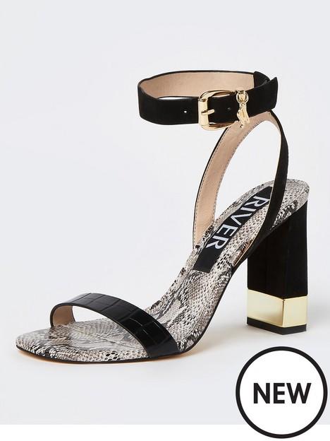 river-island-block-heel-shoe-black