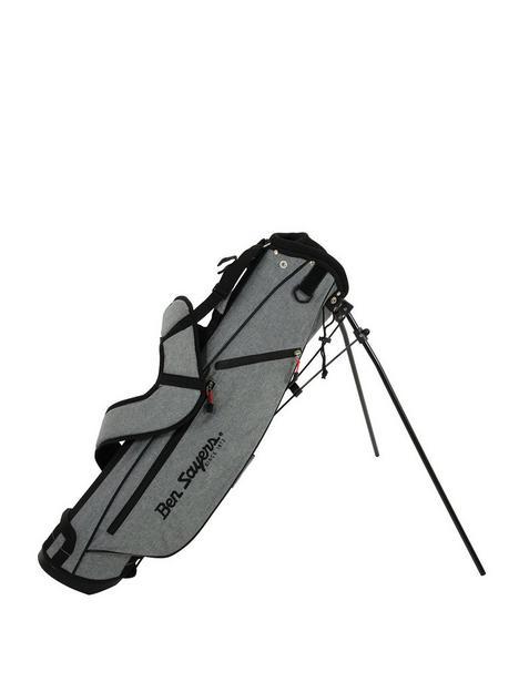 ben-sayers-6-inch-stand-golfnbspbag-grey