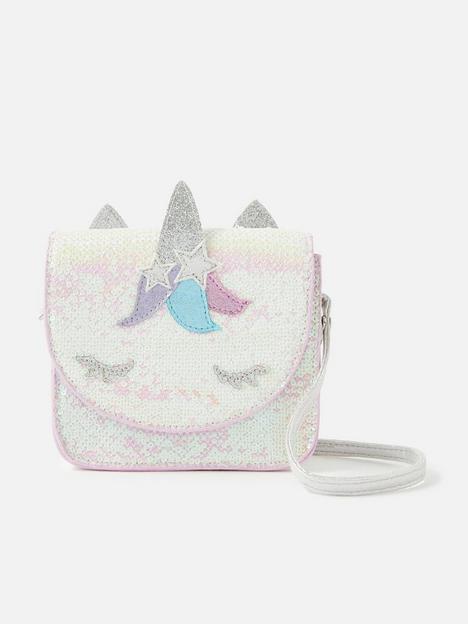 accessorize-girls-unicorn-sequin-across-body-bag-multi