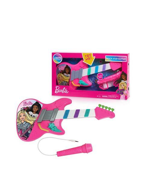 barbie-guitar